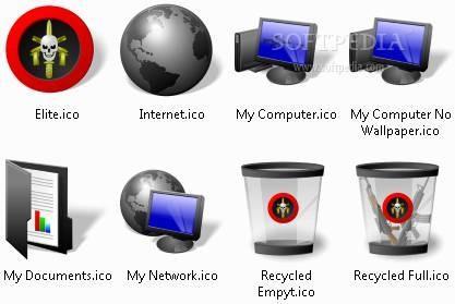 Fare icone del desktop