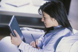 Come copiare i documenti su un iPad con WiFi