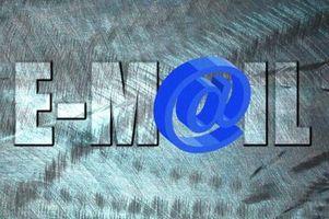 Come nascondere un indirizzo email e mettere solo il nome
