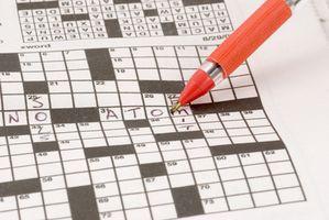 Come fare un cruciverba Utilizzo di Excel