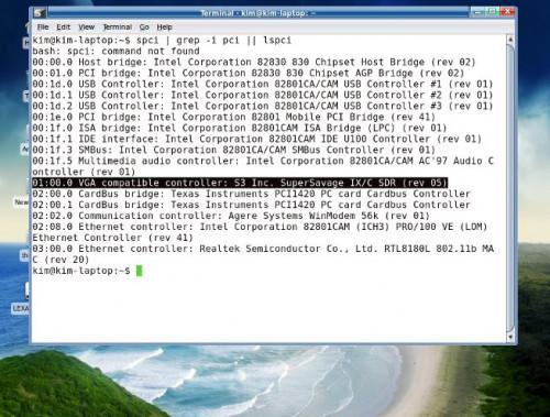 Come identificare una scheda video in Ubuntu