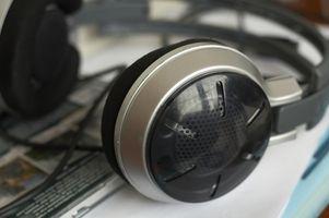 Come incorporare MP3 Flash Player file audio in pagine Web