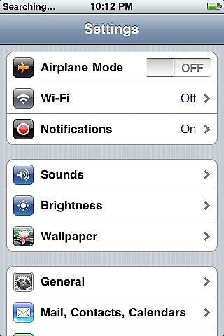 Come cambiare l'indirizzo IP esterno su iPhone