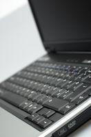Come mettere le chiavi indietro sulla mia Gateway Notebook tastiera