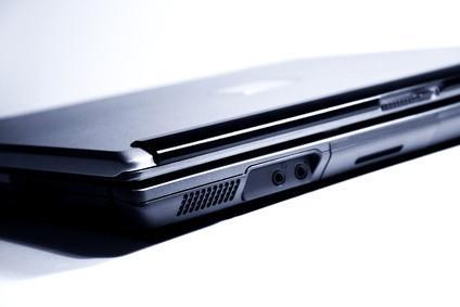 Come rimuovere l'involucro di un computer HP Compaq 8510p