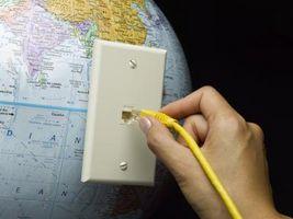 Come risolvere la porta Ethernet sul retro di un PC