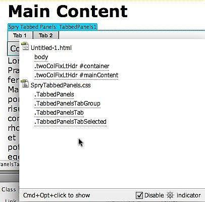 Come utilizzare il codice Navigator in Dreamweaver CS4