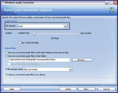 Il modo più semplice per convertire WMA in MP3
