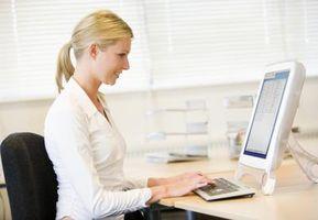 Ufficio 2007 Requisiti minimi professionali