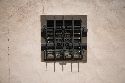 Trim per Windows in stucco Walls