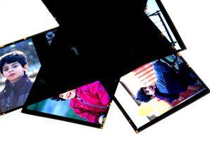 Come convertire una foto in Lotus Notes per uno screen saver