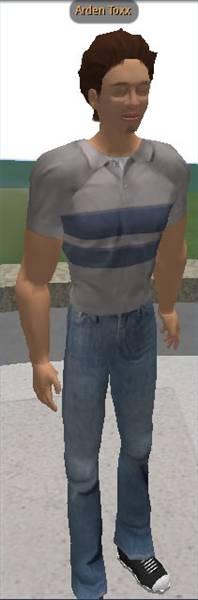 La creazione di avatar in un mondo virtuale
