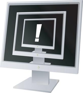 Come pulire monitor a schermo piatto di un computer
