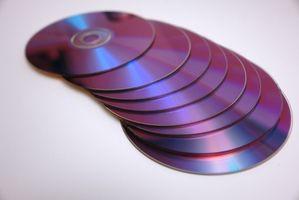 Come masterizzare un CD audio con l'artista informazioni in Windows Media Player