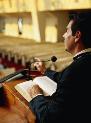 Come registrare Chiesa Sermoni Usando Audacity