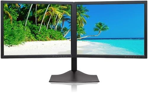 Come acquistare una scheda video per una configurazione a doppio monitor