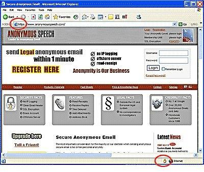 Come inviare una e-mail Untraceable