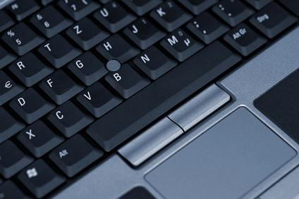 Come pulire una tastiera del computer portatile HP Dv5020us