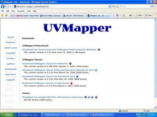 Come fare una mappa di composizione Utilizzando UV Mapper Classic