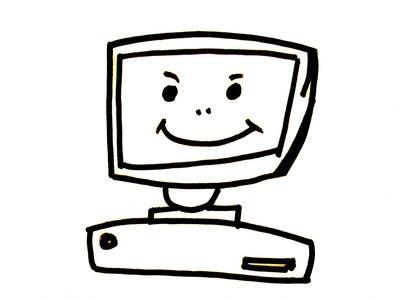Elenco & Spiegare i tre principali parti di un computer