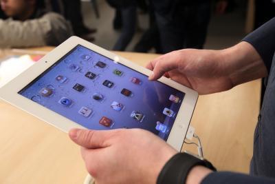Come stampare la schermata su un iPad