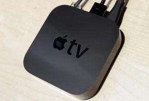 Posso lo streaming video in diretta ad un televisore con Apple TV?