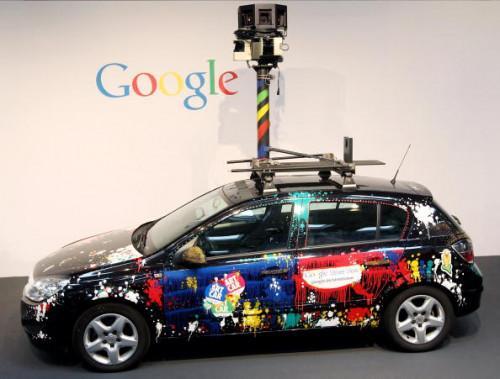 Google Street View Consigli