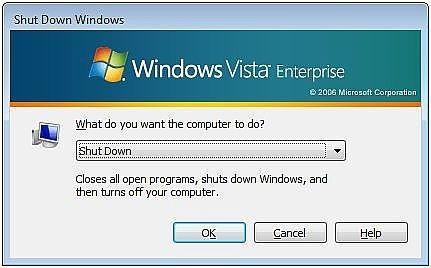 Come spegnere il computer più veloce
