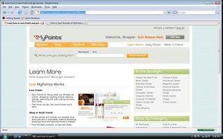 Come guadagnare premi in MyPoints.com