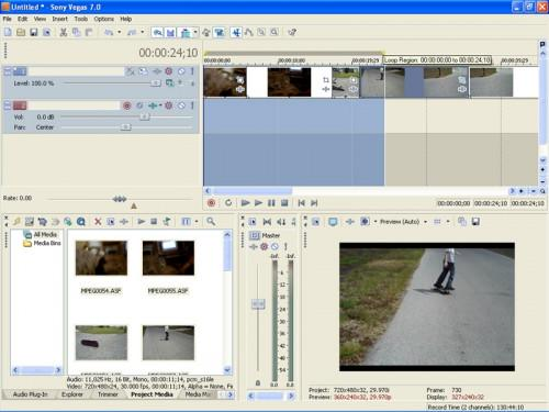Come modificare i video con Sony Vegas