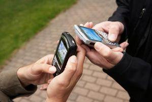 Come connettersi a Twitter da un telefono cellulare