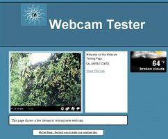 Come creare la mia pagina Webcam