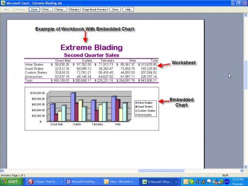 Come fare grafici in Excel