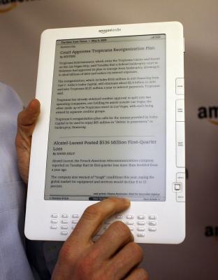 Come inviare Libri bianchi a Kindle