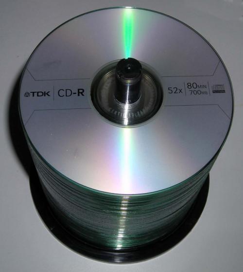 Come fare il backup dei file del computer su un CD