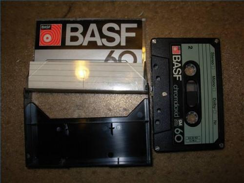 Storia di Magnetic Tape & Dischi magnetici