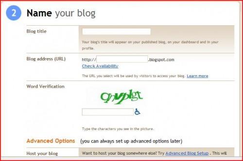 Come creare un blog su Blogger.com