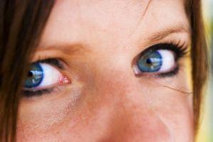 Come cambiare colore degli occhi in Picnik