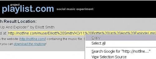 Come usare Playlist.com per scaricare musica gratis