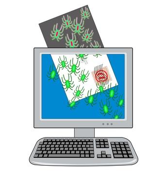 Come faccio a cancellare fredda di ricerca nel Web Spyware?