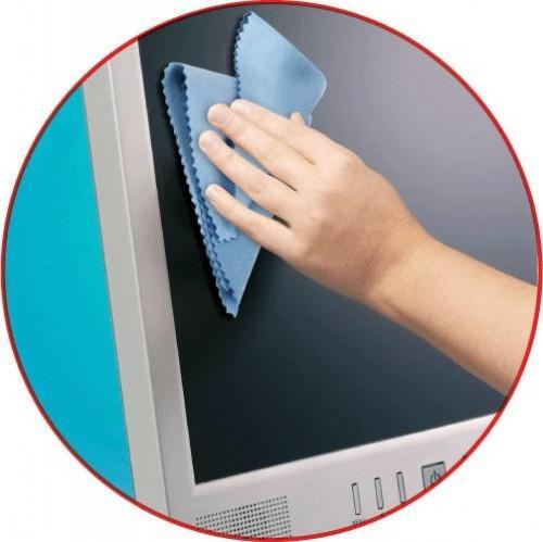Pulizia monitor di computer
