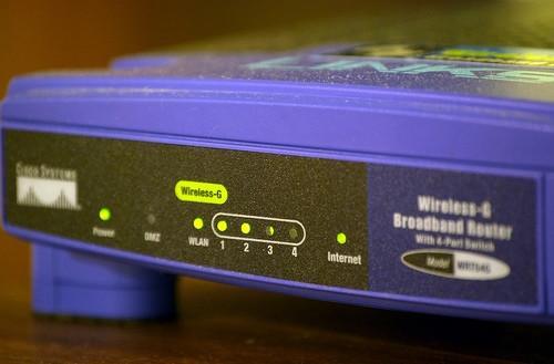 Definizione di connessione Internet wireless