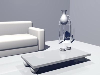 Come fare una sedia su Google SketchUp