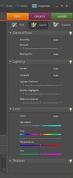 Come usare Quick Fix con Adobe Photoshop Elements 6