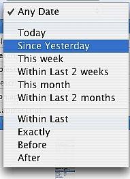 Come creare una cartella Documenti recenti intelligente su Mac OSX