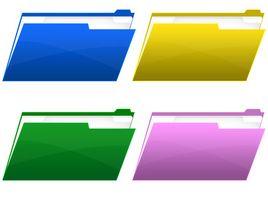 Come rinominare un estensione del file in DOS