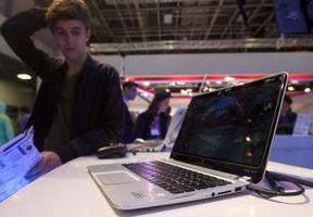 Come eseguire un ripristino del sistema su un notebook HP Mentre in modalità di avvio