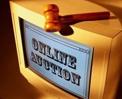 Come impostare un negozio online gratuito o asta con Commissione