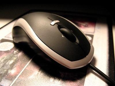 Come risolvere un mouse ottico con un cavo retrattile