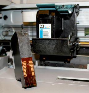 Come cancellare un HP controllare stampanti Codice Errore cartuccia